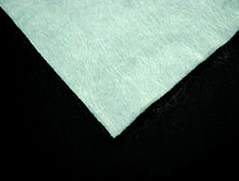 长丝烧毛土工布
